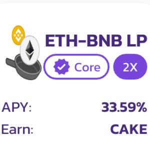 【DeFi】PancakeSwapからイーサリアム(ETH)を回収してBINANCE(バイナンス)へ送金する方法