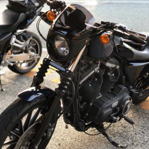 カスタムしたバイクでお出かけしてみよう!