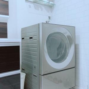 洗濯機をお掃除しましょ