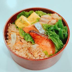 和風お弁当で、月曜日スタート!