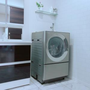 ついに洗濯機を買い替えました。
