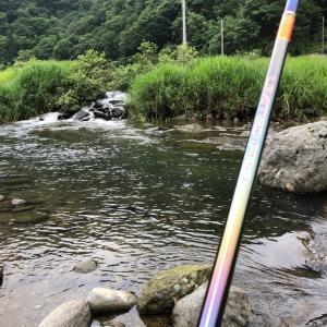 '19.7.6〜7  鮎釣り12、13