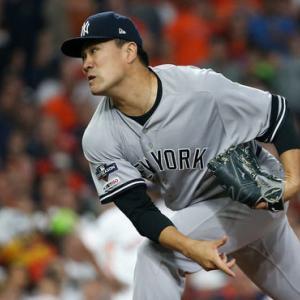 【MLB 優勝決定S】田中将大、雨天順延で18日の第4戦に先発決定 敵将は警戒「大舞台に強い投手」
