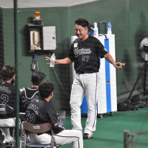 【速報】ロッテ澤村さん、あまりにも楽しそうすぎるxyzxyzxyzxyzxyz