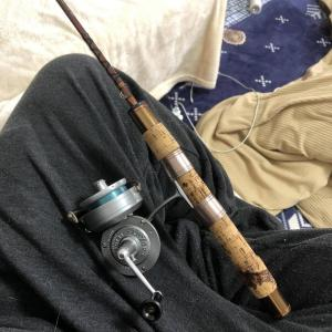 ハゲのワイの釣り具がカッコイイと話題