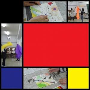10/30開催 「アートを感じ、表現を楽しむ。表現アート&プレイバックシアターコラボレーションワークショップ」のご案内