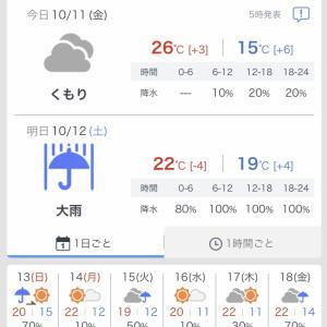 昨日はジムトレ。今日から鳥取に出張です。