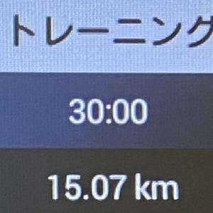 昨日はジムトレ(バイク&ラン&スイム)。今日から奈良に出張です。