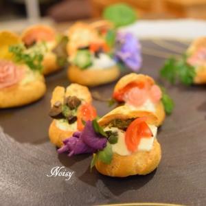 【勝手にペコリお別れ祭】前菜・シューサレ