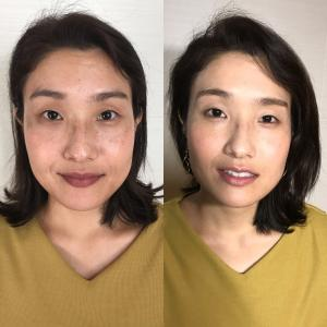 【before→After】この顔が好き!!