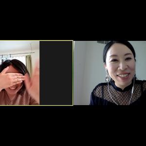 「顔タイプ」オンライン講座の盛り上がり!