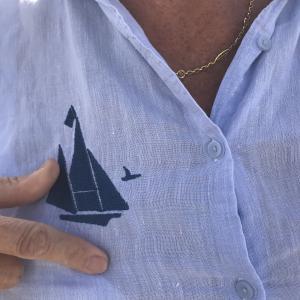 リネンシャツが似合わない理由