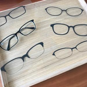 どんなメガネが似合うかな?
