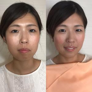 テカリとツヤの話【Before→After】