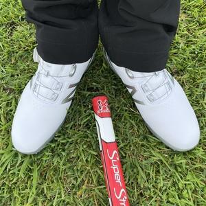 集落ゴルフに参加。