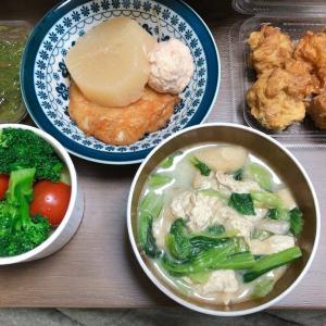 京野菜は、美味しいね(≧∀≦)