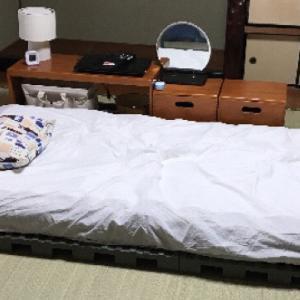 万年床対策