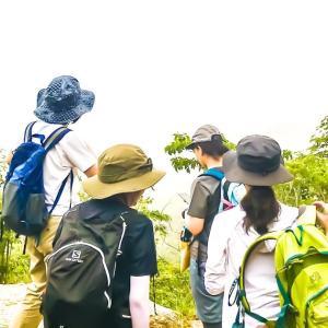 岩からの景色を~毎日登山~