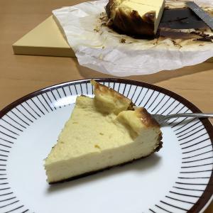お鍋でチーズケーキ♪