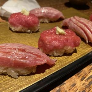 今日の夕食はお寿司♪
