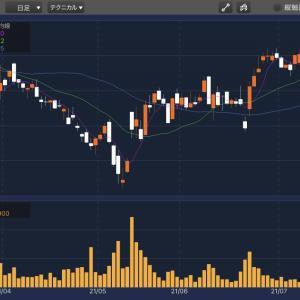 昨日の株取引【4390:IPS】