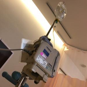 入院しています