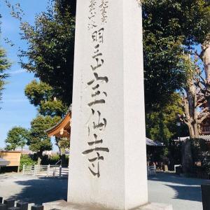 石臼塚 「宝仙寺」