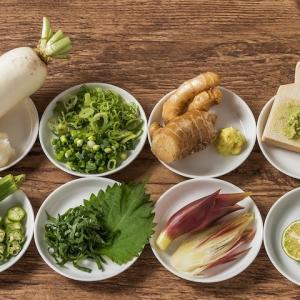 蕎麦の薬味 考察