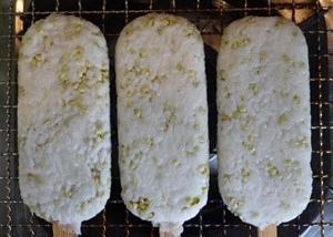 荏胡麻(えごま)ダレの五平餅