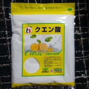 クエン酸入りの蕎麦