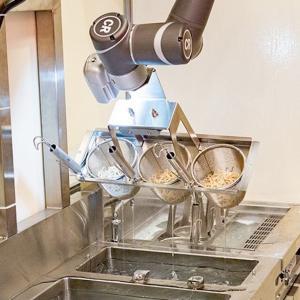 釜前ロボット