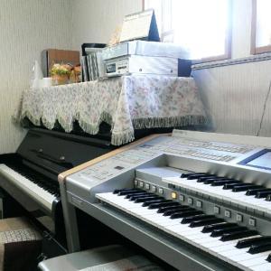 音楽教室の履歴書<袖ケ浦市 ピアノ エレクトーン くらの音楽教室>