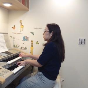 課題提出<袖ケ浦市 ピアノ エレクトーン くらの音楽教室>