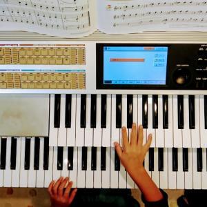 エレクトーンのスキルアップ<袖ケ浦市 ピアノ エレクトーン くらの音楽教室>