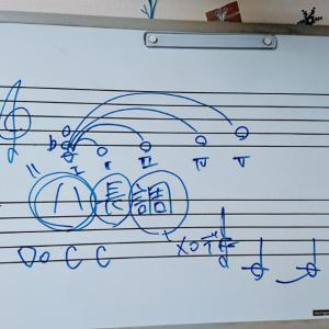 ここが長い、説明しました<袖ケ浦市 ピアノ エレクトーン くらの音楽教室>