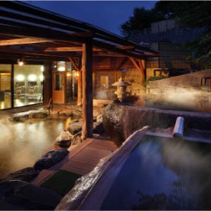 東北ツーリング(5) <赤湯温泉・旅館> 上杉の御湯・御殿守(ごてんもり)その1