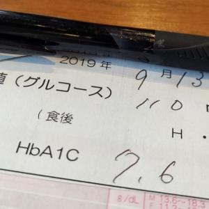 <通院記録>本日は病院Day 先月の血液検査でA1c以外にも新たに気を付けなければいけない項目が・・・