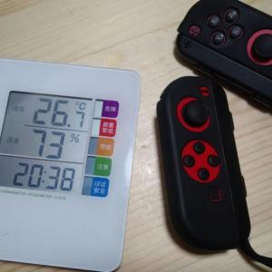 運動後に高血糖になっちゃう件について。昨日も高温多湿の部屋でガッツリ運動!そして見事な高血糖でしたわ!