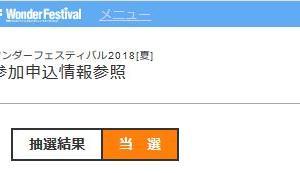 ワンダーフェスティバル2018夏