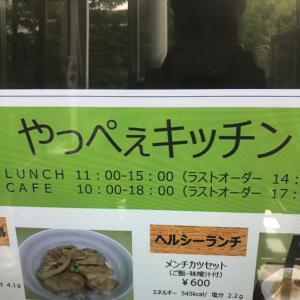新NHK社屋2階に行こう!