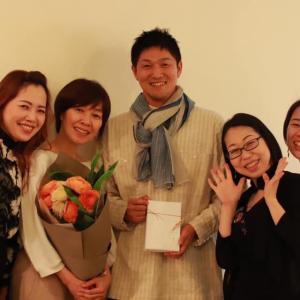 楽しく学べて豊かになる♪日本漢方薬膳協会のパーティへ