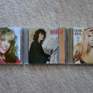 Back To The 80's / Carly simon / Laura Branigan / Taylor Dayne