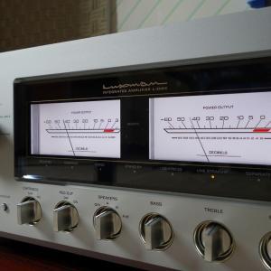 Luxman L-509X 導入!