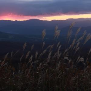 深まる秋の蒜山高原キャンプ③