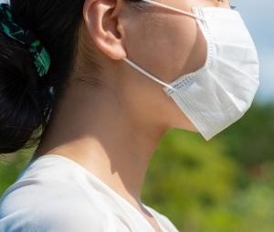 ★名古屋の街のマスク率