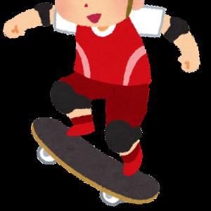 ★スケートボードパークで蘇るスケートボーイズ