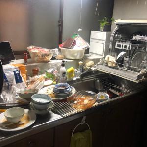 キッチンのBefore  after