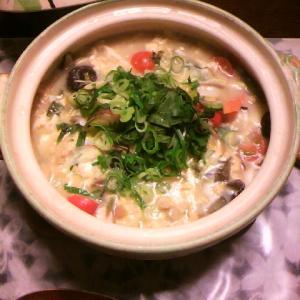 10/10 鮭中骨缶と豆腐の酒粕煮