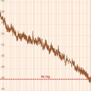 ロカボダイエットを始めて1年経ちました
