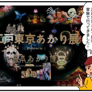 神田明神文化交流館で開催中の江戸東京あかり展と神田明神に行ってきました。